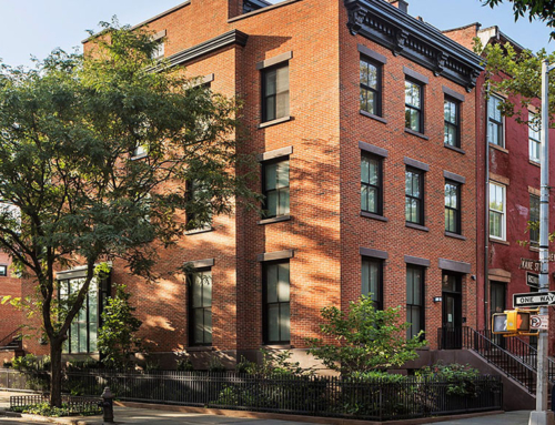 Cobble Hill Row House